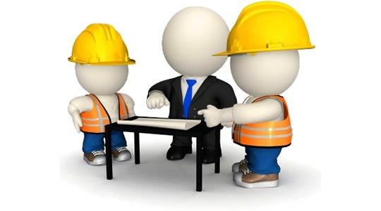 Trabajar con Seguridad. Prevención de riesgos laborales.